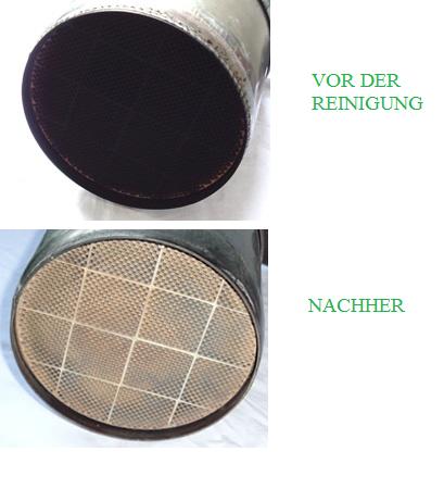 DPF Vorher-nachher